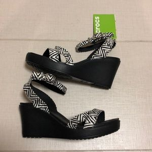 Crocs Wedge heels